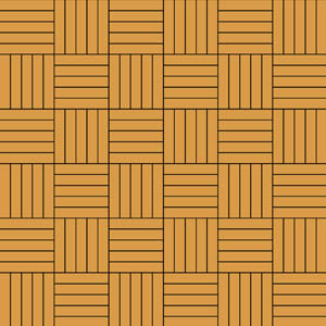 csaphornyos parketta minta, négyzetes