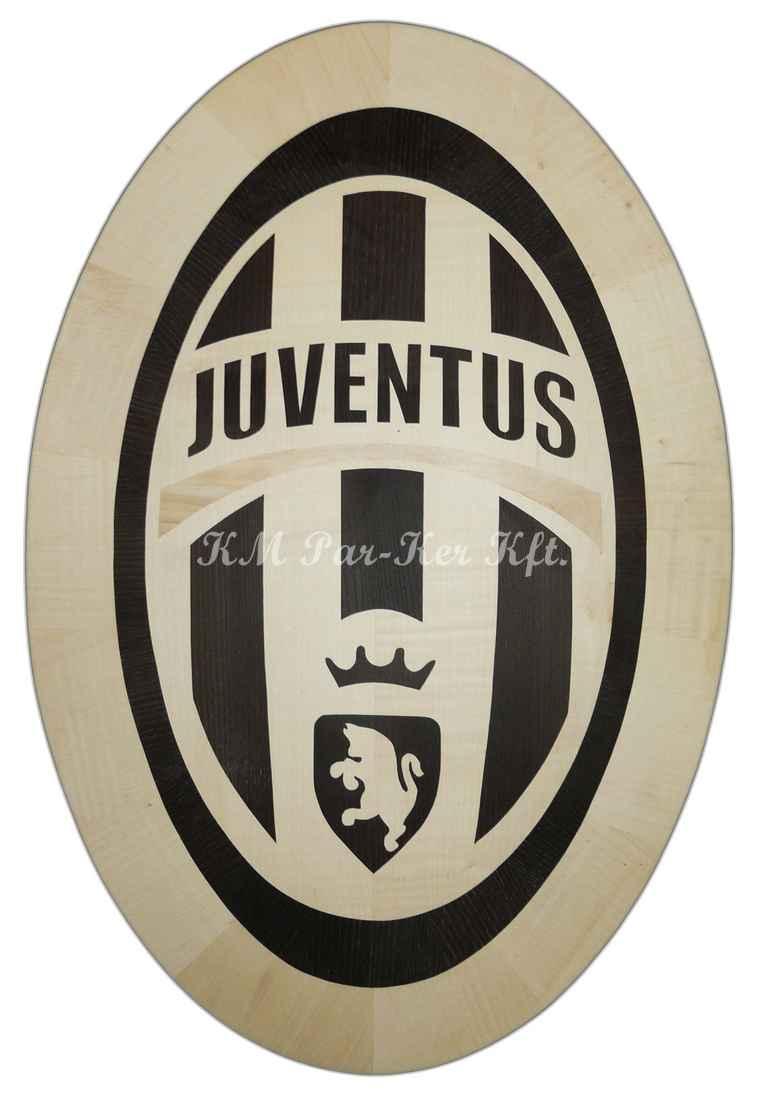 Individuelle Intarsien Fussball Tisch -Juventus