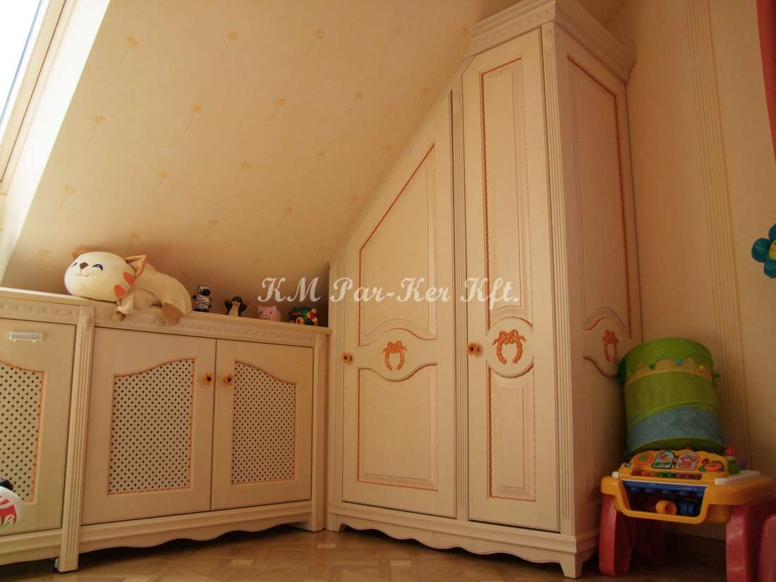 Individuelle Möbel 33, Kinderzimmer