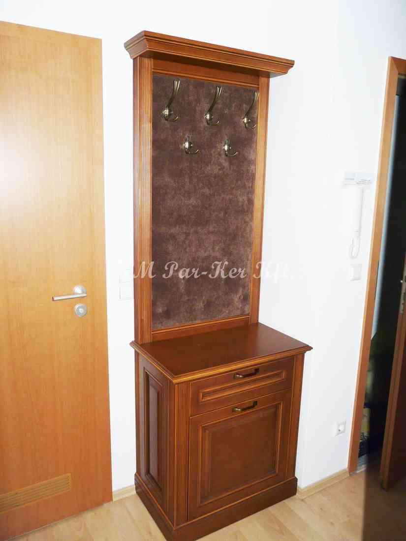 Individuelle Möbel 54, Vorzimmer, Kleiderhaken