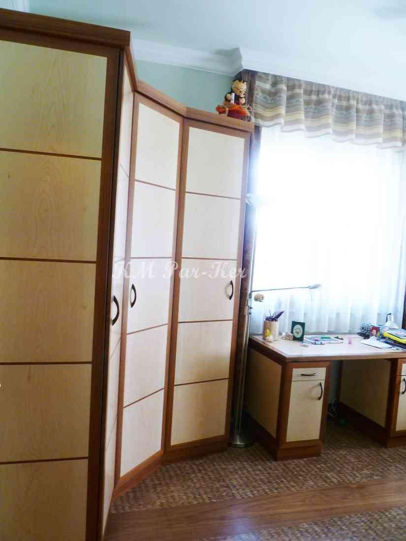 Individuelle Möbel 67, Jugendzimmer
