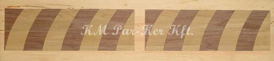 Tafelparkett, Intarsien Parkett Bordüre 13