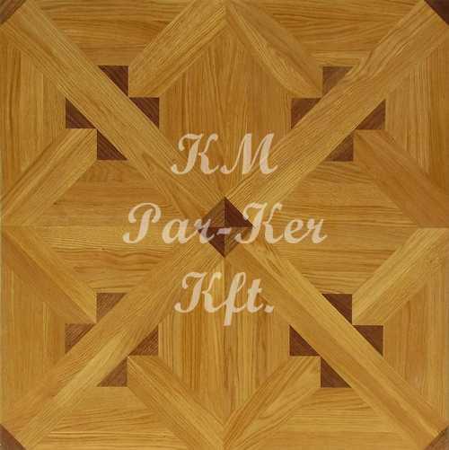 Tafelparkett, Intarsien Parkett, Diamant 1