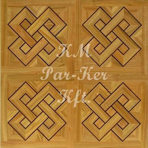 Tafelparkett, Intarsien Parkett, Leona 1