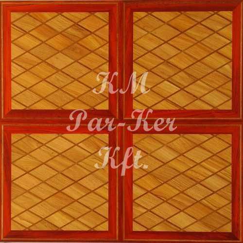 Tafelparkett, Intarsien Parkett, Rubin 2