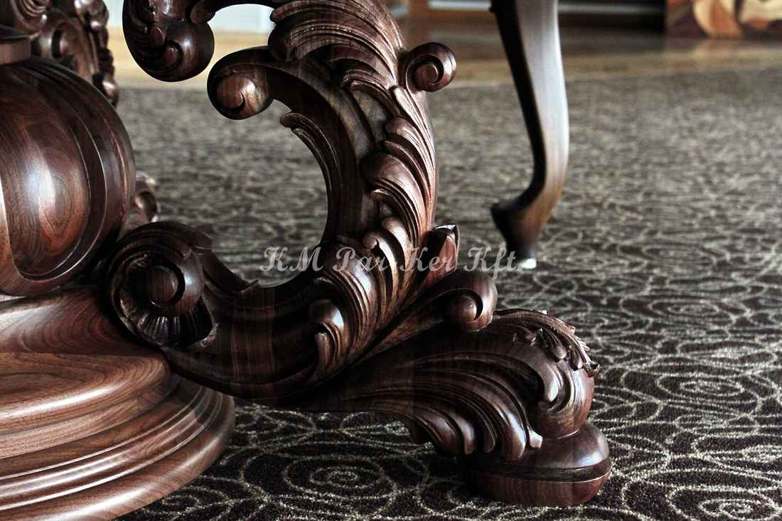 carved furniture 06, dining table leg
