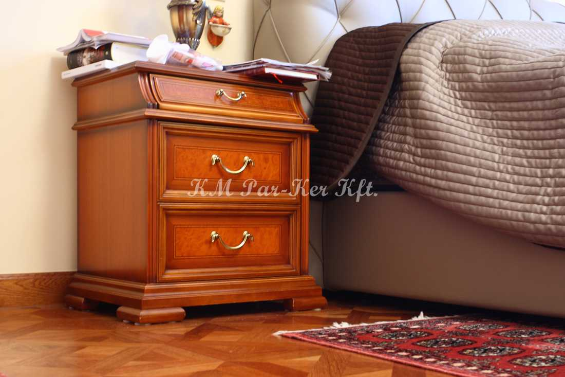 custom furniture 14, cherry bedside table
