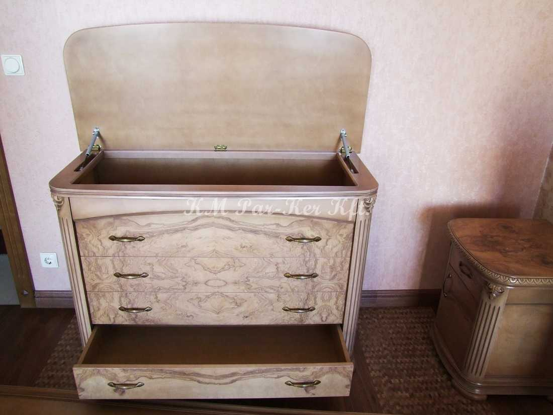 custom furniture 42, commode, chest of drawers