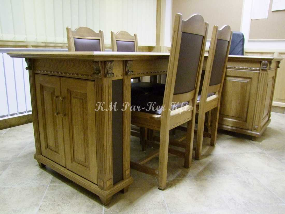 custom made furniture 23, conference table