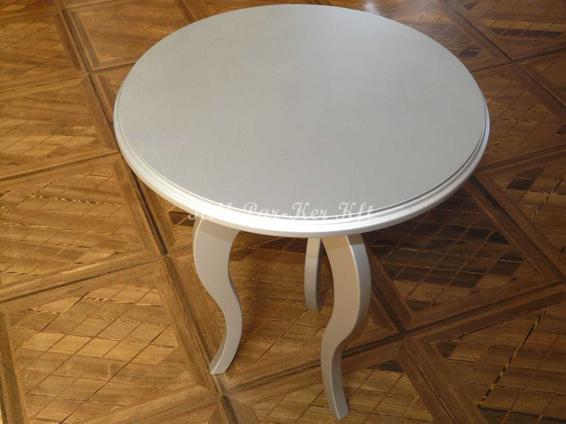 custom made furniture 25, silver coffee table