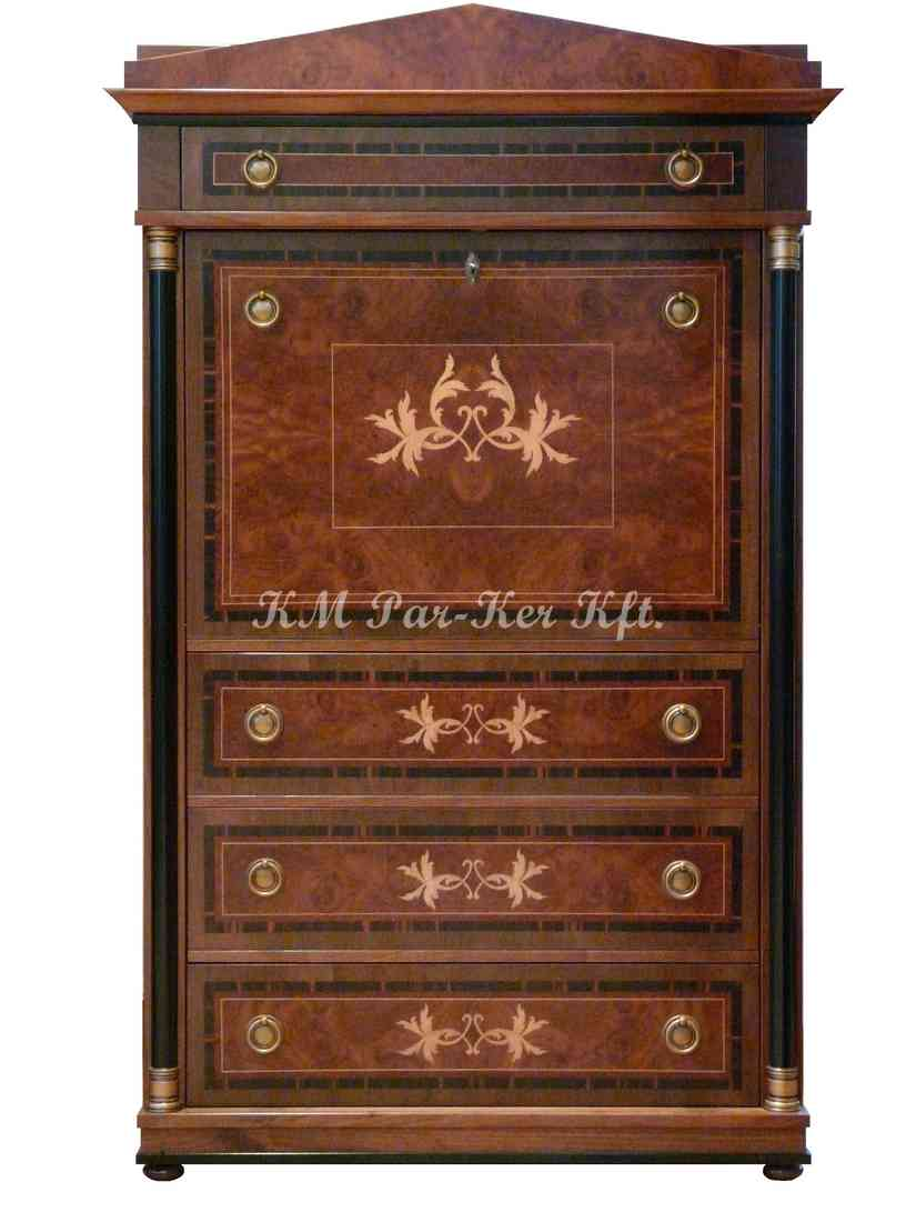 marquetry furniture 19, cupboard