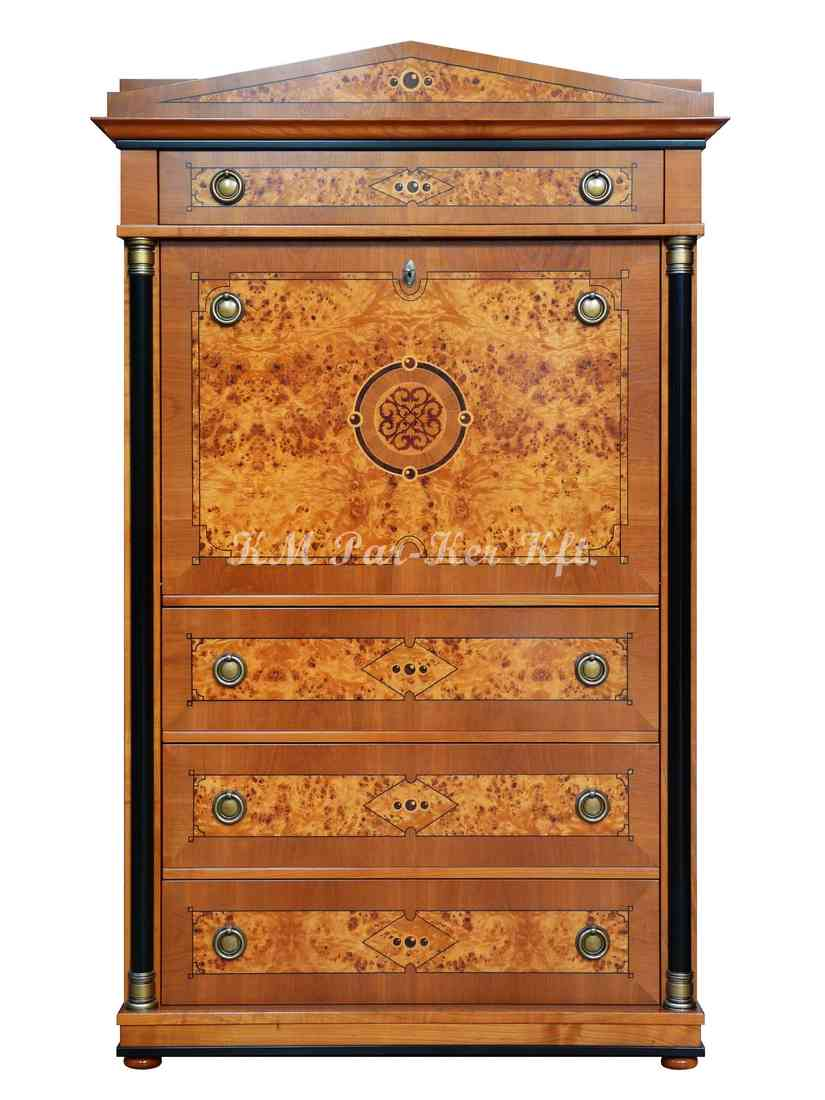 marquetry furniture 51, cabinet