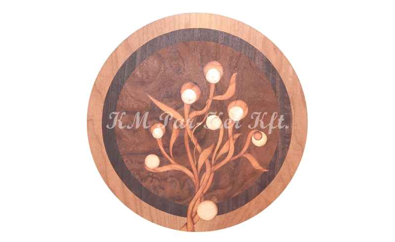 marquetry picture -Merger