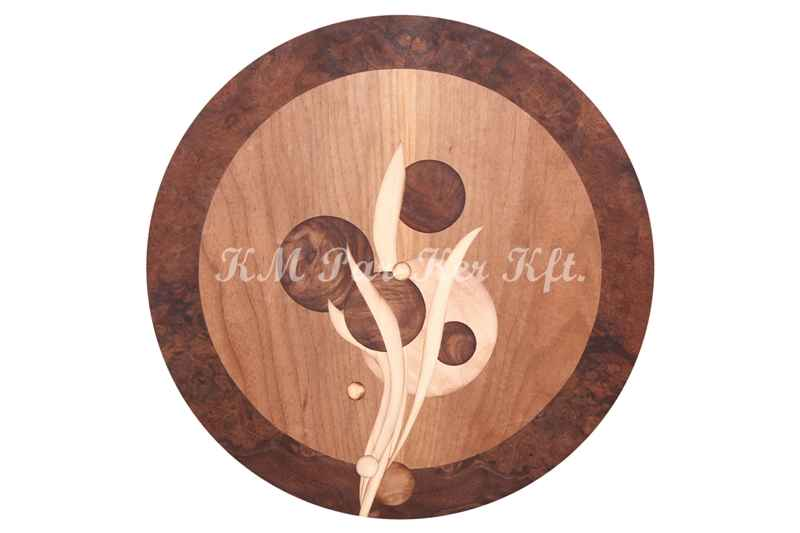 marquetry picture -Sphere world
