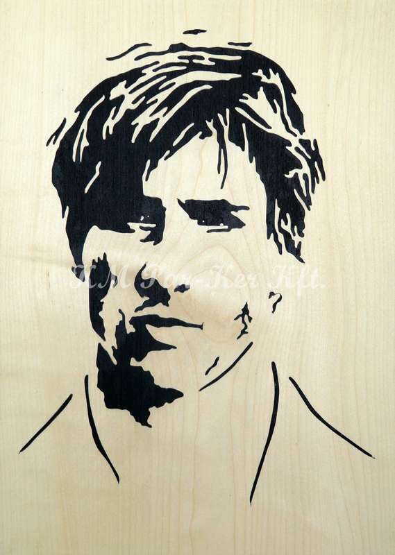 wood inlay art -Fernando Torres