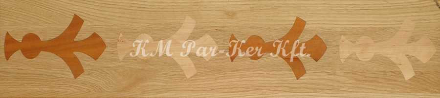 wood inlay floor border 06