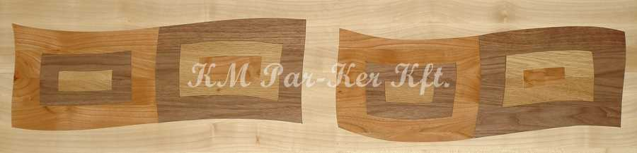 wood inlay floor border 18