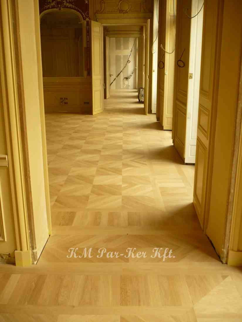 wood inlay floor 44, Paris (oak)
