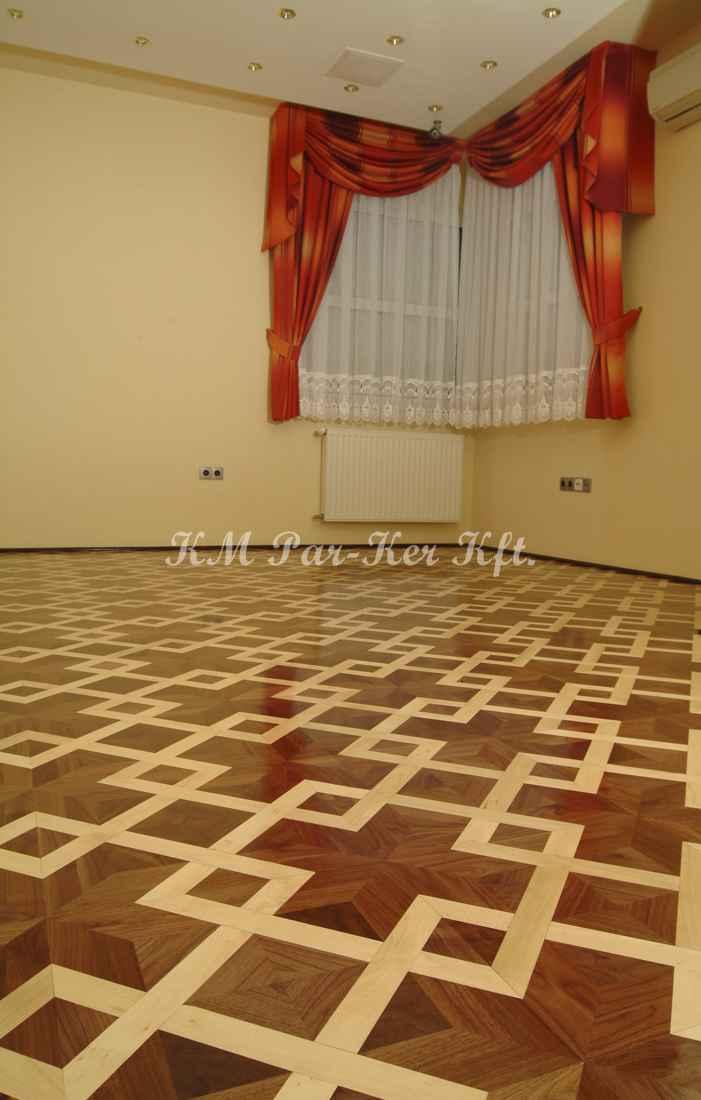 wood inlay floor, home 08