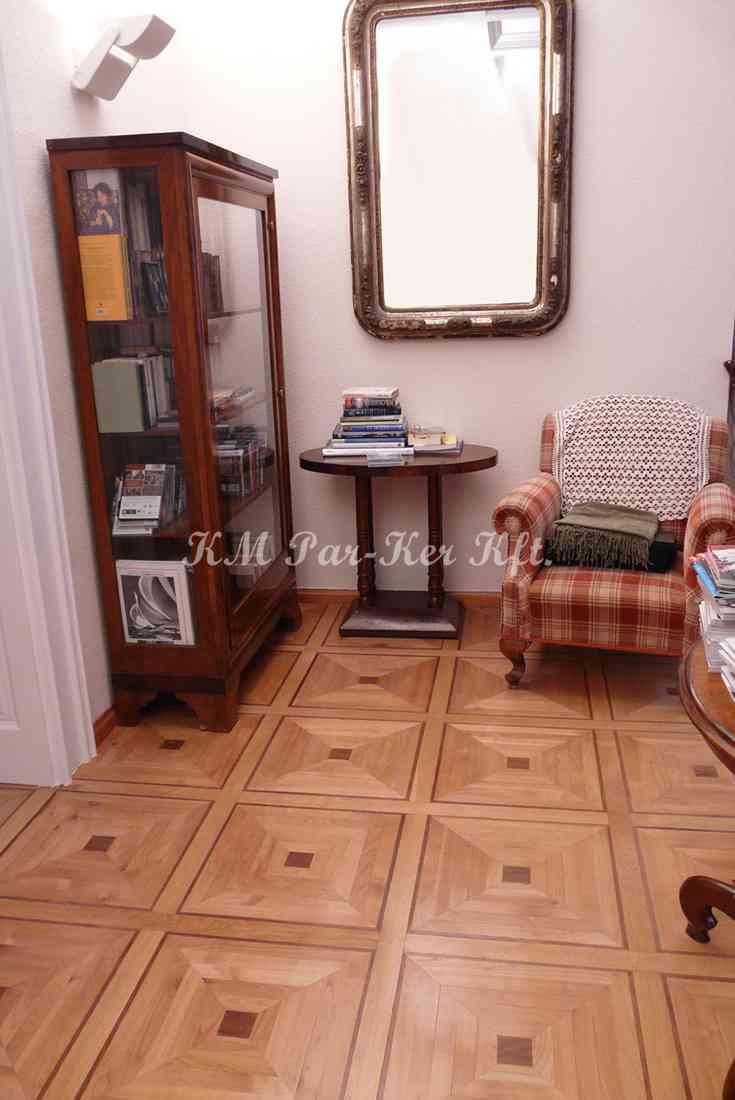 wood inlay floor, home 10