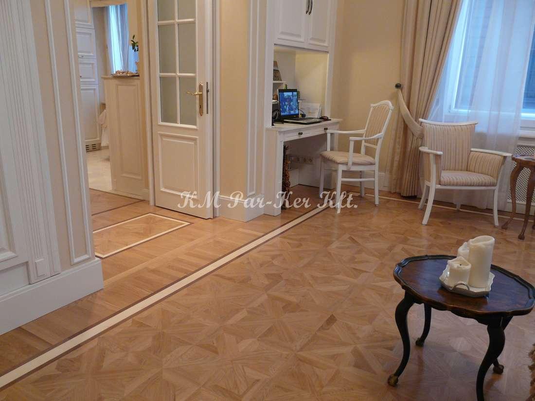 wood inlay floor, home 14