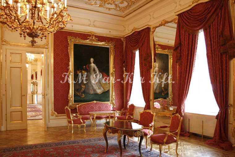 wood inlay floor 22, Sándor/Alexander Palace