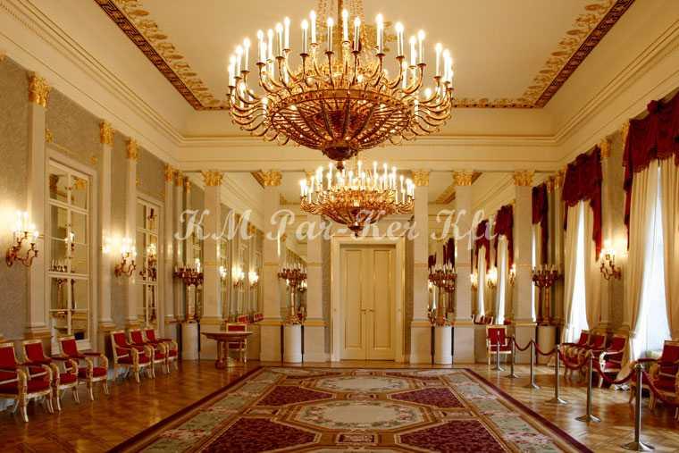 wood inlay floor 23, Sándor/Alexander Palace