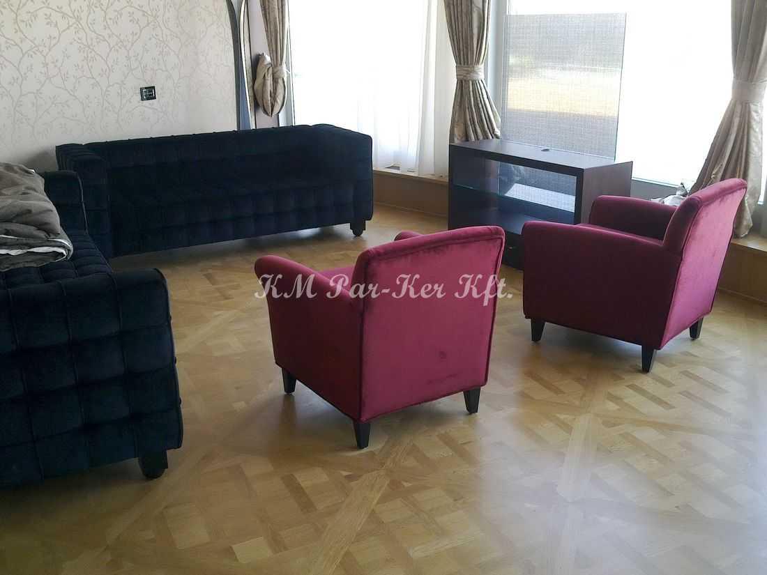 wood inlay floor, room 08, Rácz Bath -Budapest