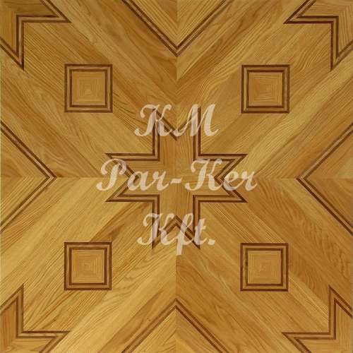 wood inlay floor, Capri