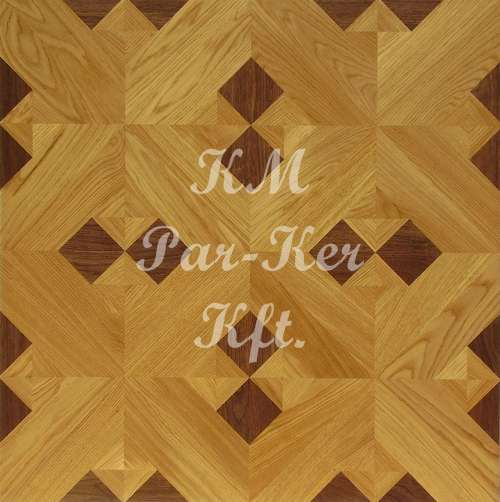 wood inlay floor, Kelemen 1