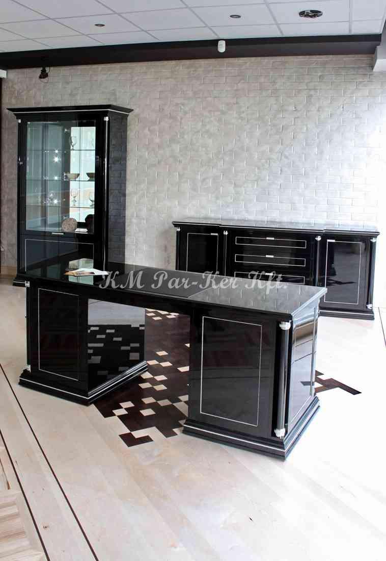 egyedi bútor 13, komód, vitrin, íróasztal