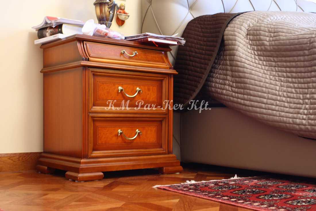 egyedi bútor 14, éjjeli szekrény