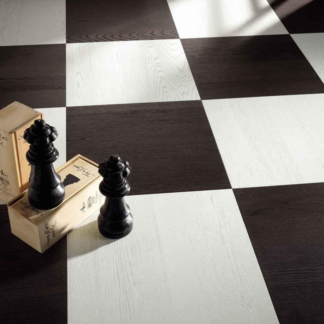 egyedi padló 09, sakk