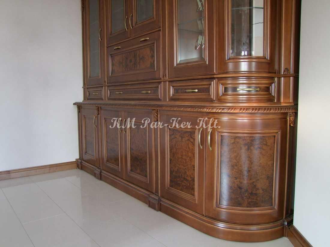 fabrication de meuble sur mesure 53, vitrine