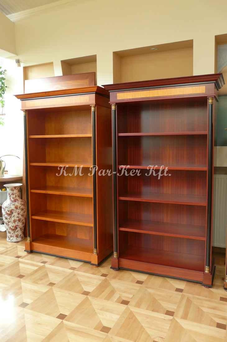 fabrication de meuble sur mesure 87, étagère de livres