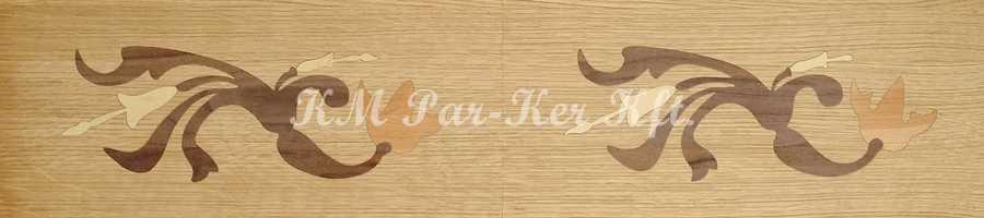 bordure de parquet en marqueterie 15