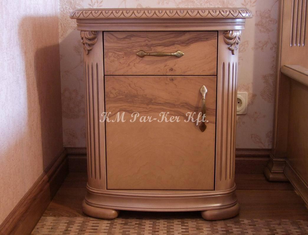 meuble sur mesure 39, chevet