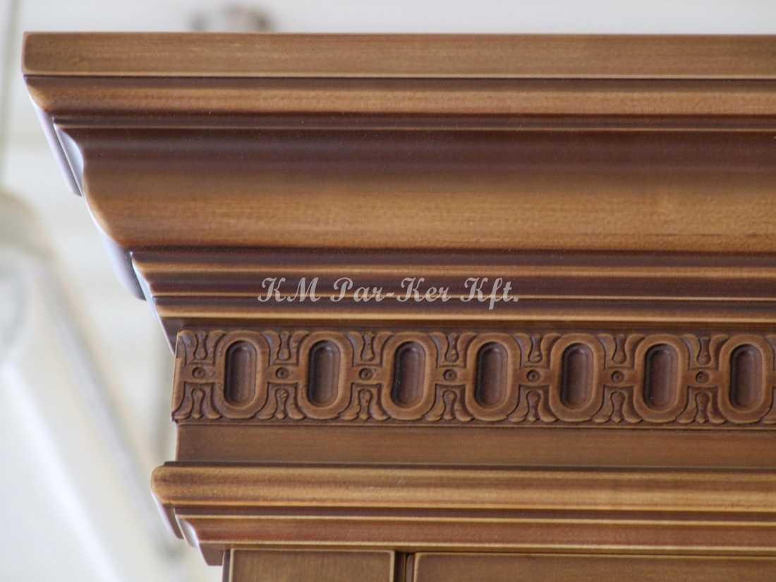 meuble sur mesure 71, bois sculpté