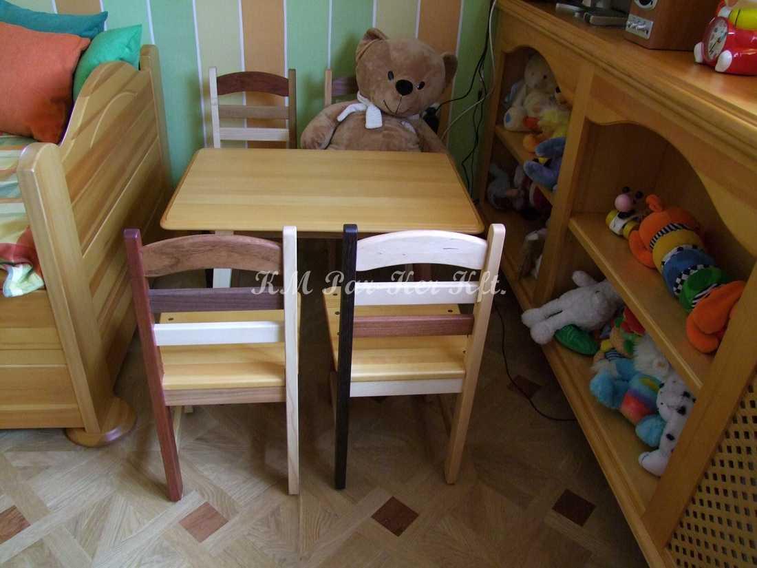 meuble sur mesure 72, table de jeux enfant