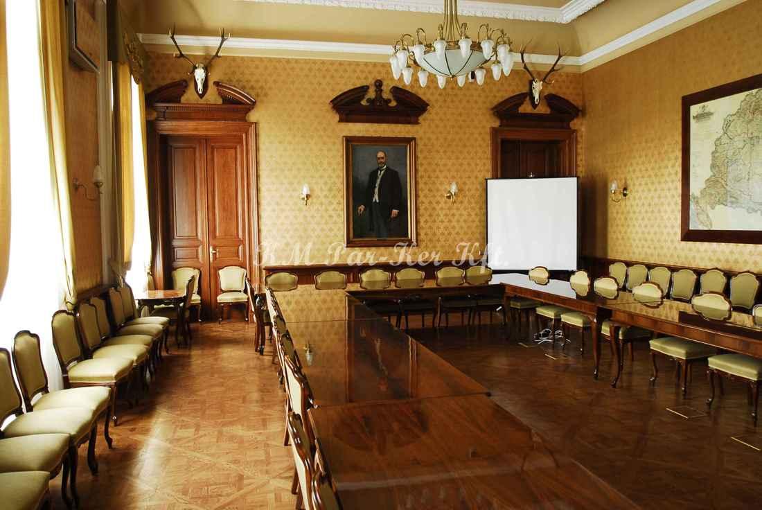 intarzia parketta 11, Gazdasági Minisztérium