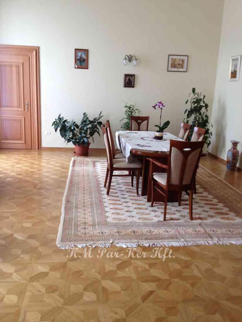 intarzia parketta 30, Szombathely, Püspöki Hivatal