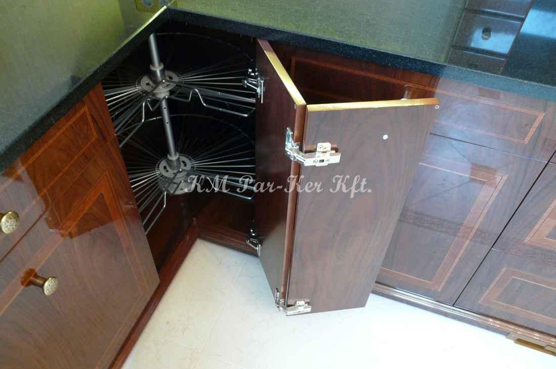 konyhabútor 10, magasfényű konyhaszekrény