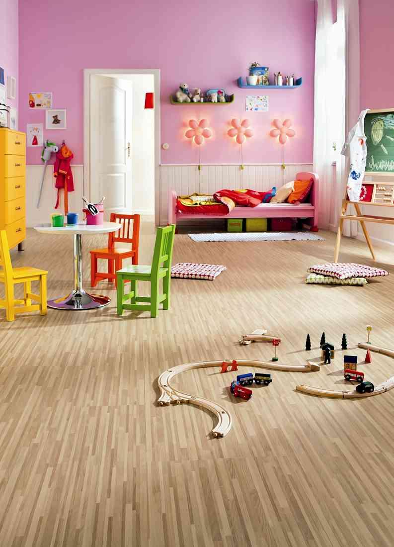 laminált padló 03, ipari mintás