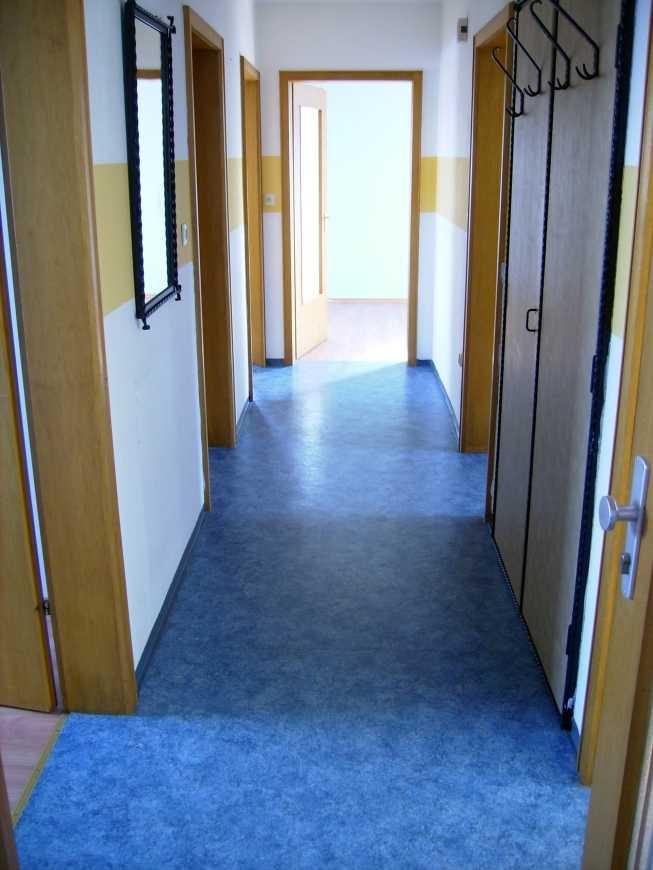 linóleum padló 03, menekülő útvonalra