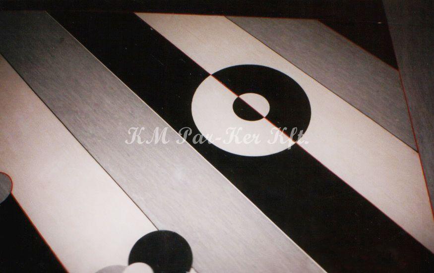 PVC padló 15, kézi vágás