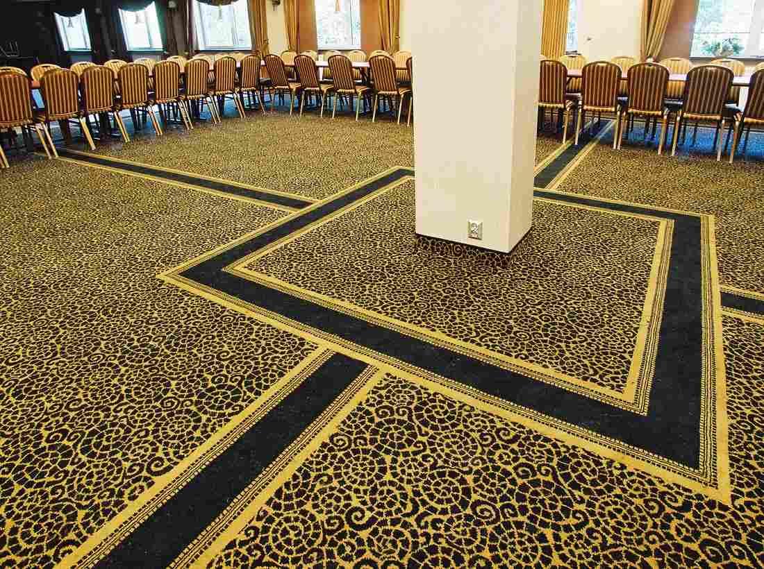szőnyegpadló gyapjú 24, antisztatikus