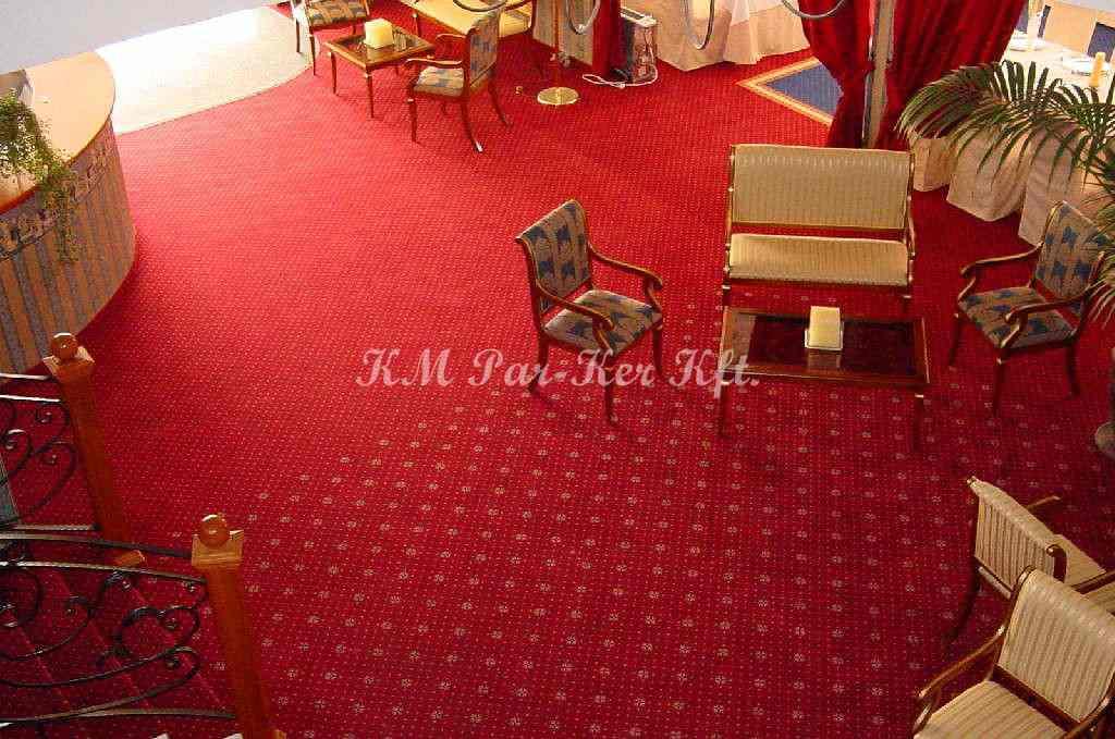 szőnyegpadló gyapjú 28, hotel
