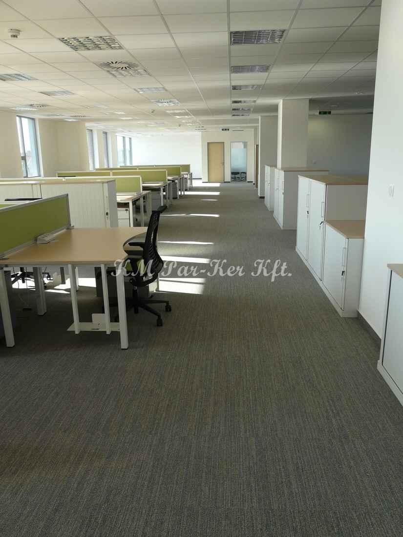 szőnyegpadló modul 01, irodai