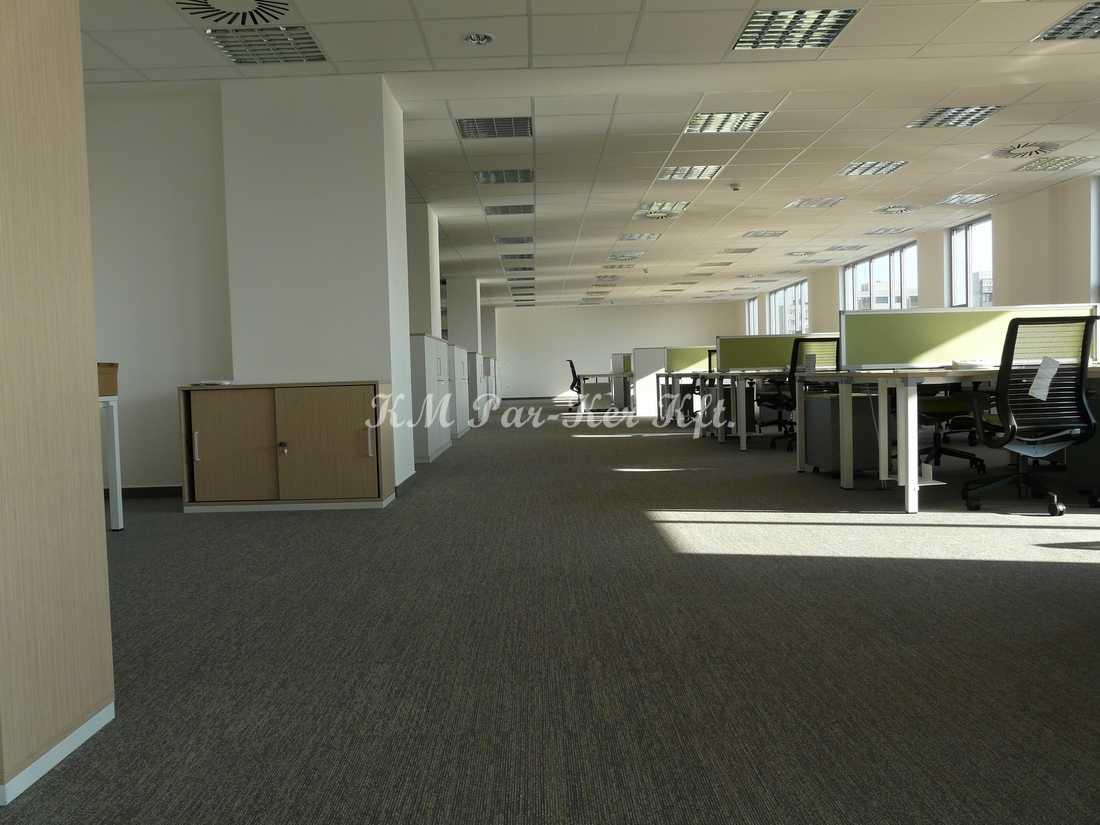 szőnyegpadló modul 02, irodai