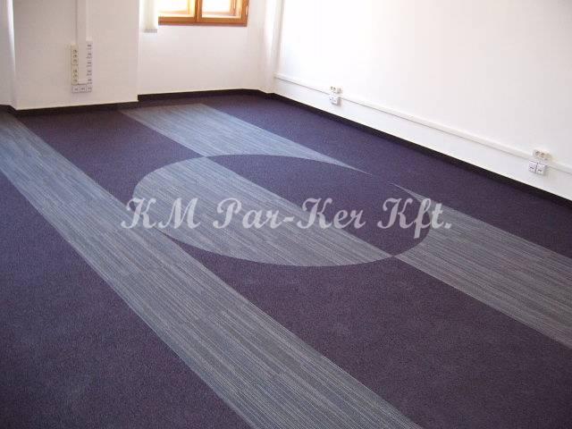 szőnyegpadló modul 05, mintás